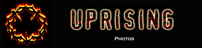 Welcome to the Official Site of Uprising - Photos